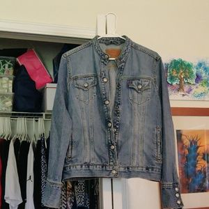 Levi Strauss Jean Jacket